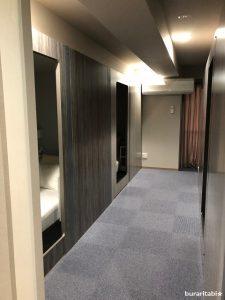 コンフォートクレイドルの部屋