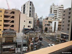 大塚の街並み