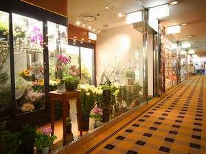 花が並ぶ店