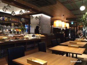 Amelie Cafeの店内