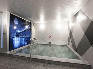 男性の大浴場