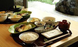 和朝食の例