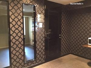 喫煙室の写真